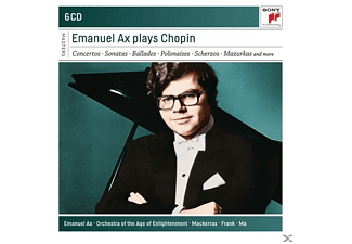 Emanuel Ax, Orchestra Of The Age Of Enlightenment - Emanuel Ax Plays Chopin - (CD)