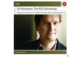 VARIOUS - Olli Mustonen-The RCA Recordings - (CD)