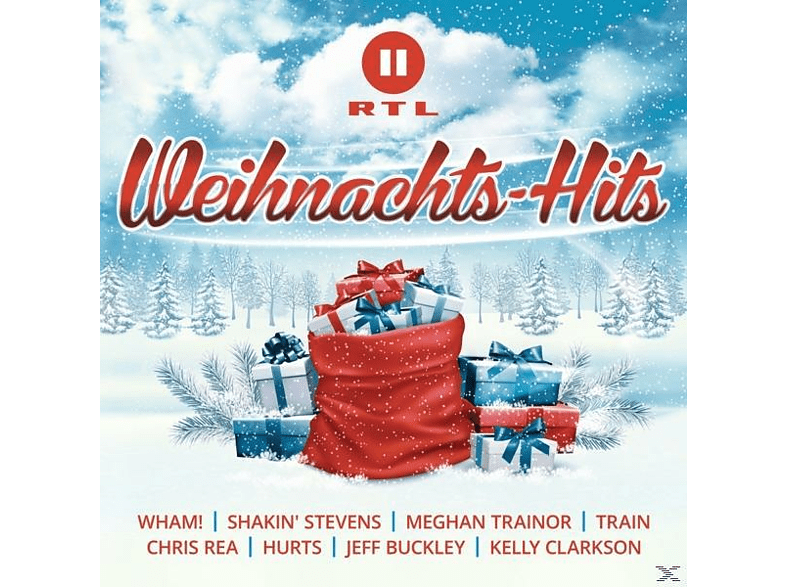 VARIOUS - RTL2 Weihnachts-Hits [CD]
