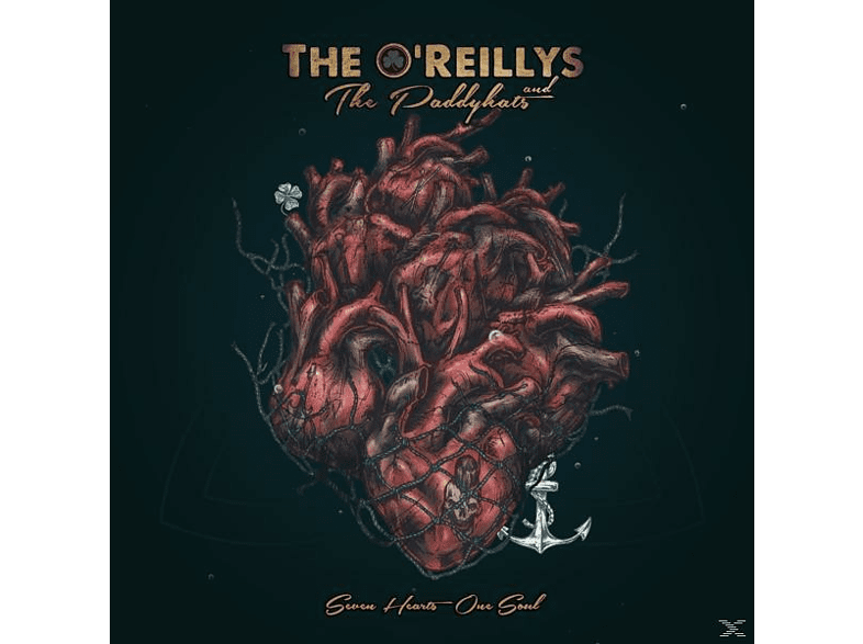 The Oreillys And The Paddyhats - Seven Hearts-One Soul [Vinyl]