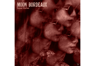 Suzan Koecher - Moon Bordeaux (Ltd.LP+MP3/Grey Red Marbled) - (LP + Download)
