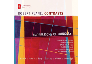 Robert Plane - Impressions of Hungary - (CD)