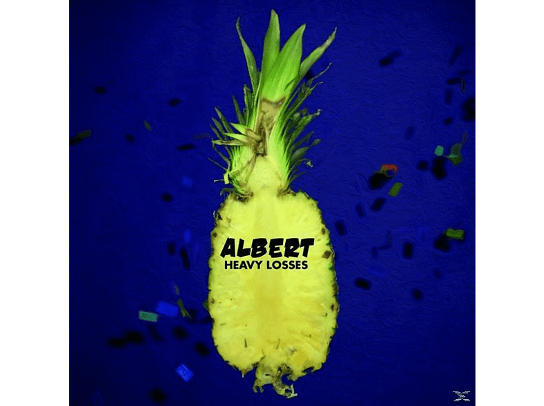 Albert - Heavy Losses [CD]