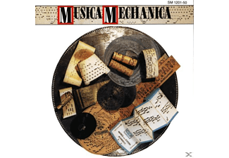 Museum Bruchsal - Musica Mechanica - (CD)