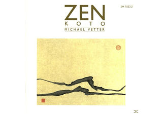Michael Vetter - Zen Koto - (CD)