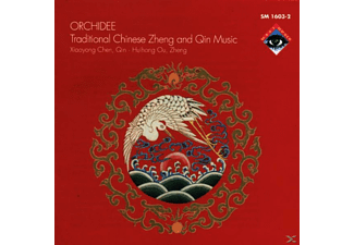 Orchidee - Trad Chienese Zheng & Qin Music - (CD)