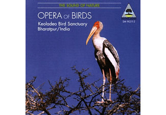 Peter Pannke - An Opera Of Birds - (CD)