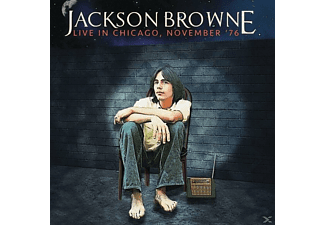 Jackson Browne - Live In Chicago,November '76 - (Vinyl)