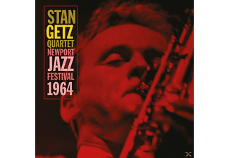 Stan Quartet Getz - Newport Jazz Festival 1964 - (CD)