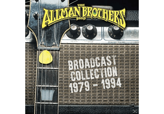 Gregg Allman - Broadcast Collection 1979-1994 (8CD-Set) - (CD)