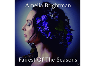 Amelia Brightman - Fairest Of The Seasons - (CD)