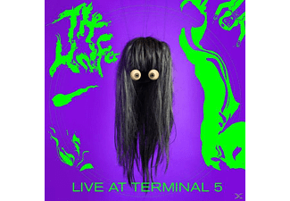 The Knife - Live At Terminal 5 (2LP+CD+DVD) - (LP + DVD + CD)