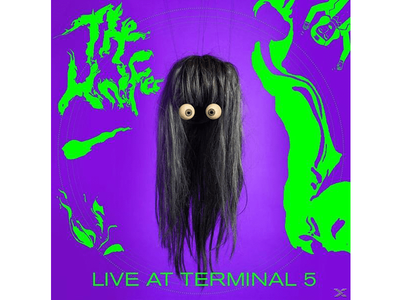 The Knife - Live At Terminal 5 (CD+DVD) [CD + DVD Video]