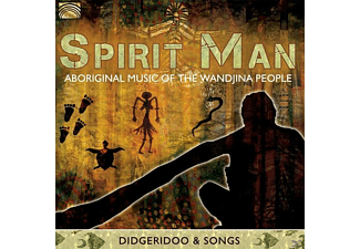 Spirit Man - Spirit Man-Aboriginal Music Of The Wandjina Peop - (CD)
