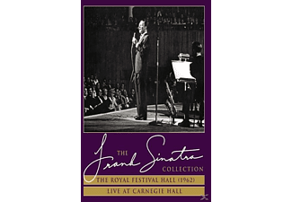 Frank Sinatra - The Royal Festival Hall('62)+Live At Carnegie Hall - (DVD)