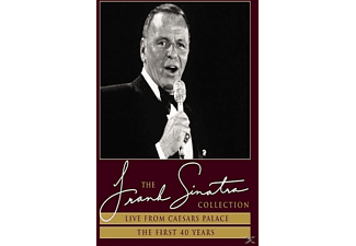 Frank Sinatra - Live From Caesars Palace+The First 40 Years - (DVD)
