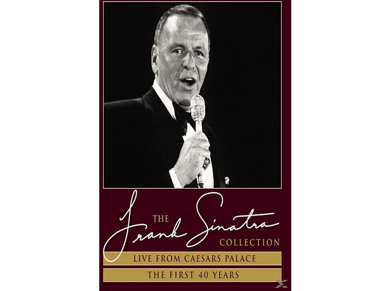 Frank Sinatra - Live From Caesars Palace+The First 40 Years [DVD]
