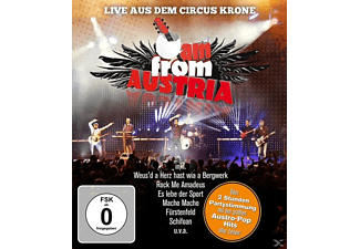 I Am From Austria - Live Aus Dem Circus Krone - (Blu-ray)