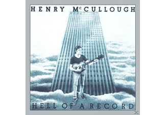 Henry Mccullough - Hell Of A Record (Remastered & Sound Improved) - (CD)