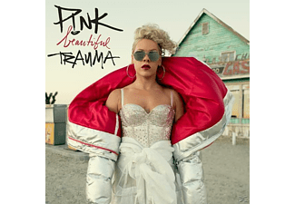 P!nk - BEAUTIFUL TRAUMA | CD