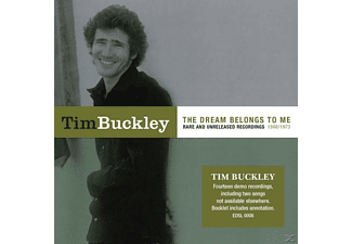 Tim Buckley - The Dream Belongs To Me: Rare And Unreleased 68/73 - (CD)