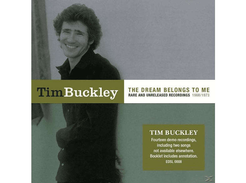 Tim Buckley - The Dream Belongs To Me: Rare And Unreleased 68/73 [CD]