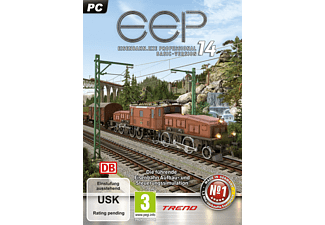 EEP 14.0 - Eisenbahn (Basic Version) - PC