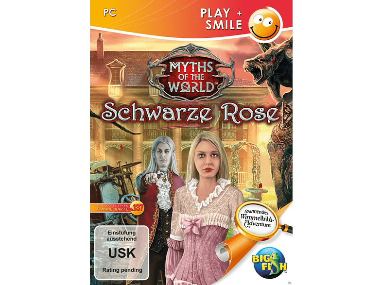 Myths of the World: Schwarze Rose [PC]
