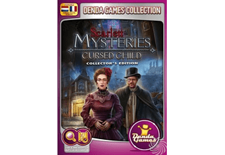 Scarlett Mysteries - Cursed Child (Collectors Edition)
