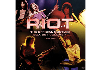 Riot - The Official Bootleg Box Set Vol.1 1976-1980 - (CD)