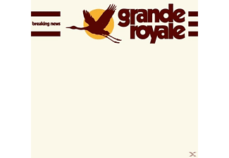 Grand Royale - Breaking News - (CD)