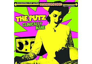 The Putz - Clinically Inane - (Vinyl)