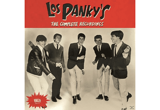 Los Panky's - The Complete Recordings - (Vinyl)
