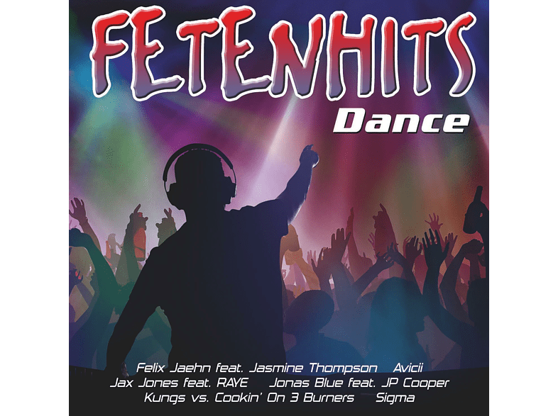 VARIOUS - Fetenhits - Dance [CD]