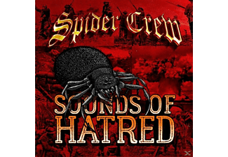 Spider Crew - Sounds Of Hatred Ltd.4 Colors  LP+Lyrics Sheets - (Vinyl)