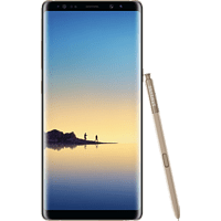 SAMSUNG Galaxy Note8 64 GB Maple Gold