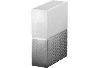 WESTERN DIGITAL WD My Cloud Home 4TB, weiß (WDBVXC0040HWT-EESN)