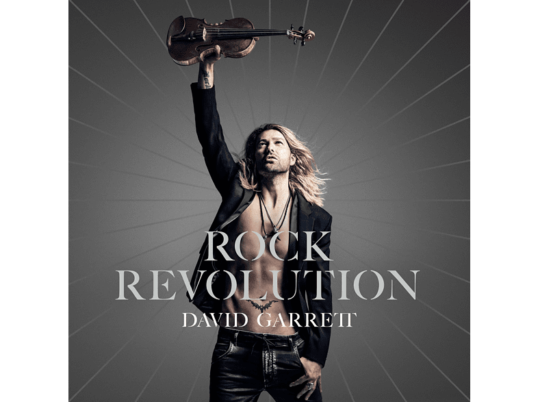 David Garrett - Rock Revolution [CD]