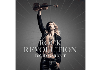 David Garrett - Rock Revolution [CD + DVD Video]
