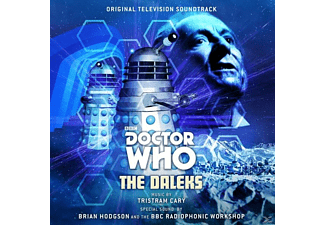 Tristam Cary - Doctor Who-The Daleks - (CD)