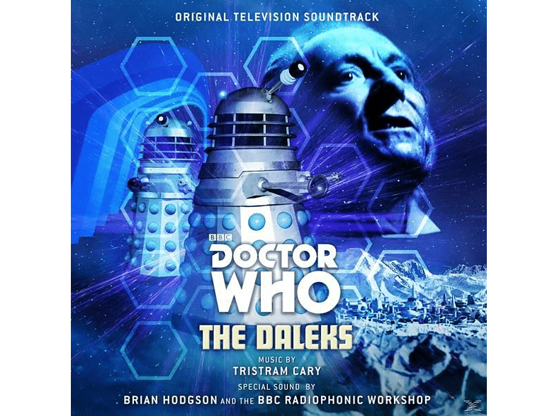 Tristam Cary - Doctor Who-The Daleks [CD]