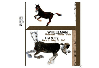 Wheelman, Hanky - Split Single - (Vinyl)