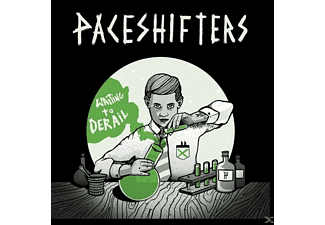 Paceshifters - Waiting To Derail (Ltd.Edition Colored Vinyl) - (Vinyl)