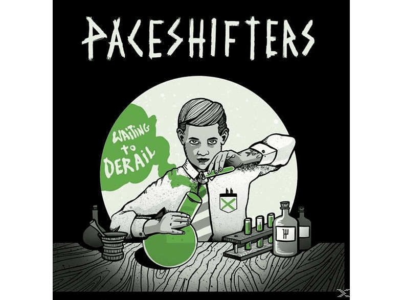 Paceshifters - Waiting To Derail (Ltd.Edition Colored Vinyl) [Vinyl]