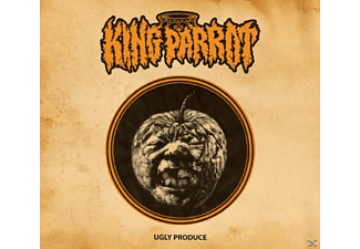 King Parrot - Ugly Produce - (CD)