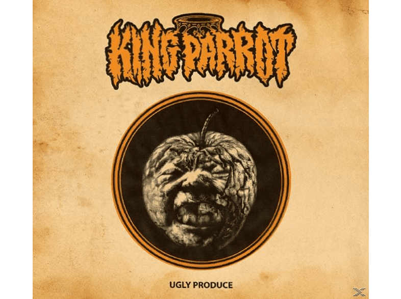 King Parrot - Ugly Produce [CD]