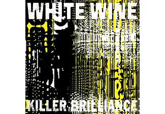 White Wine - Killer Brilliance - (CD)