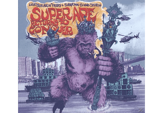 "Lee ""scratch"" Perry, Subatomic Sound System - Super Ape Returns To Conquer - (LP + Bonus-CD)"
