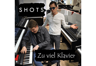 The Shots - Zu Viel Klavier - (CD)