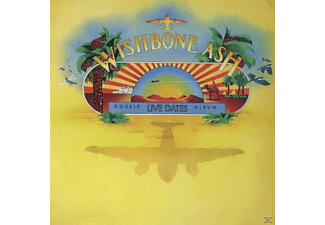 Wishbone Ash - Live Dates+1 - (CD)